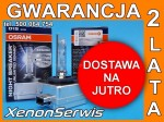 Nowa Żarówka Bi-Xenon D1S Osram Xenarc Night Breaker +70% 66140XNB Mini Roadster